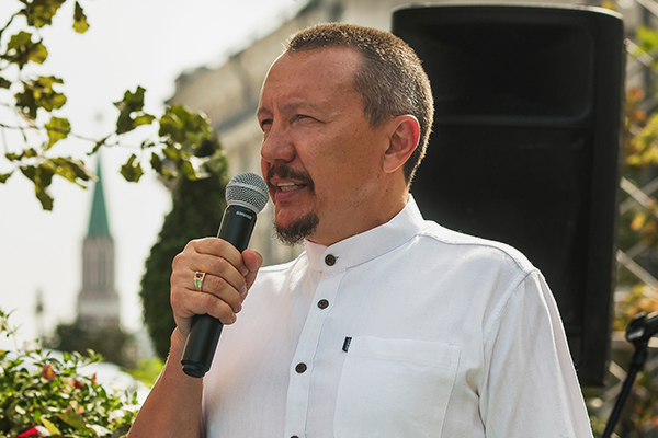 Александр Шлычков Фото: Николай Шайхутдинов